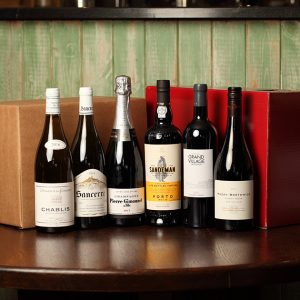 No2 Pound Street - Deluxe Christmas Wine Box