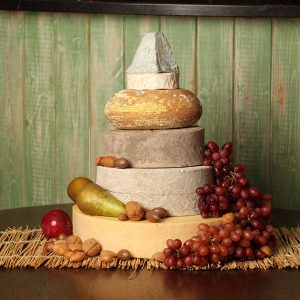 No2 Pound Street - Bespoke Cake of Cheese