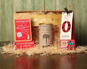No2 Pound Street - Poinsettia Gift Hamper