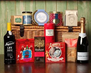 No2 Pound Street - Mistletoe Gift Hamper
